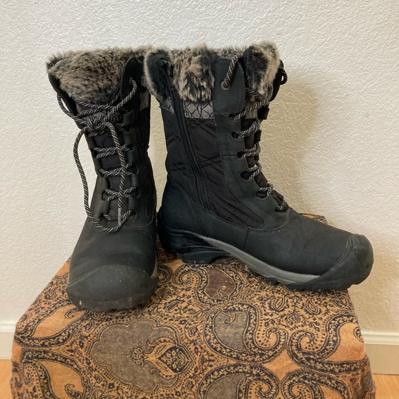 Keen Waterproof Snow Boots